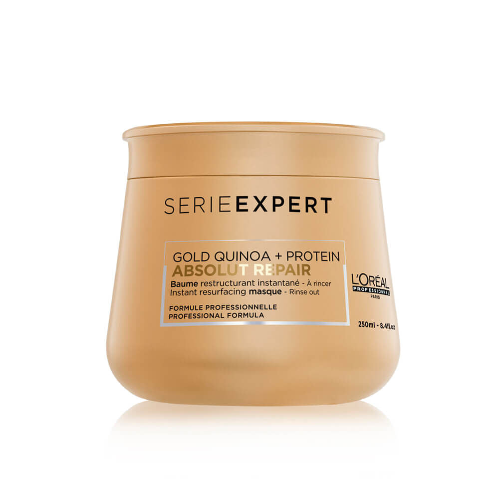 Serie Expert Absolute Repair Instant Resurfacing Masque, 250ml - Brazilian Soul Beauty L'Oréal Professionnel - Brazilian Soul Beauty