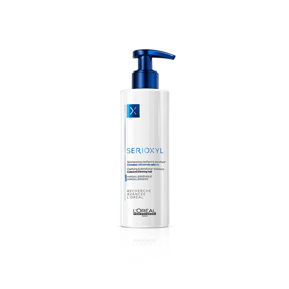 L'Oréal Professionnel Serioxyl Coloured Hair Shampoo 250ml - Brazilian Soul Beauty L'Oréal Professionnel - Brazilian Soul Beauty