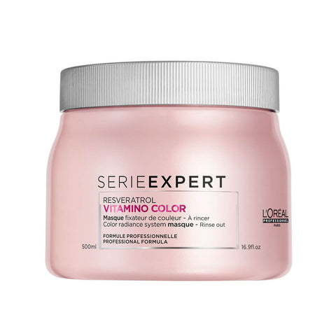 L'Oréal Professionnel Serie Expert Vitamino Color Mask 500ml - Brazilian Soul Beauty L'Oréal Professionnel - Brazilian Soul Beauty