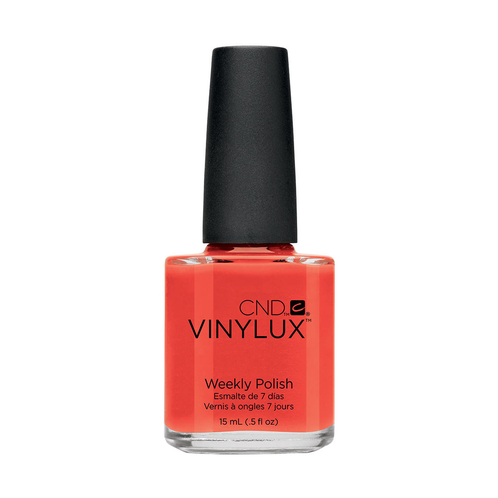 Vinylux #112 Electric Orange 0.5oz - Brazilian Soul Beauty CND - Brazilian Soul Beauty