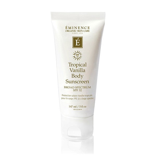 Tropical Vanilla Body Sunscreen SPF32 - Brazilian Soul Beauty EMINENCE - Brazilian Soul Beauty