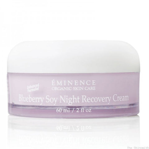 Blueberry Soy Night Recovery Cream - Brazilian Soul Beauty EMINENCE - Brazilian Soul Beauty