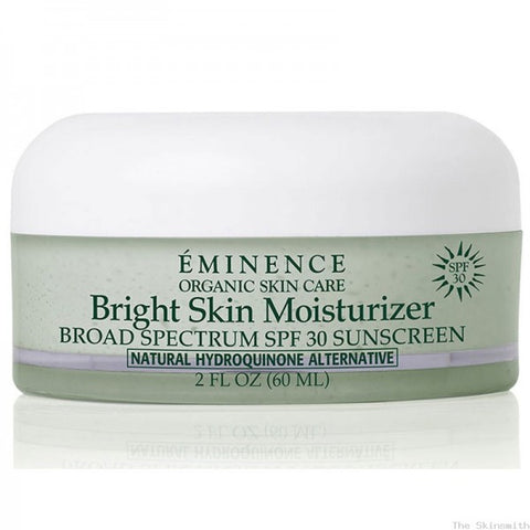Bright Skin Moisturiser SPF30 - Brazilian Soul Beauty EMINENCE - Brazilian Soul Beauty