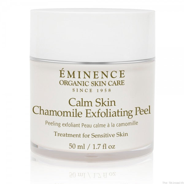 Calm Skin Chamomile Exfoliating Peel - Brazilian Soul Beauty EMINENCE - Brazilian Soul Beauty