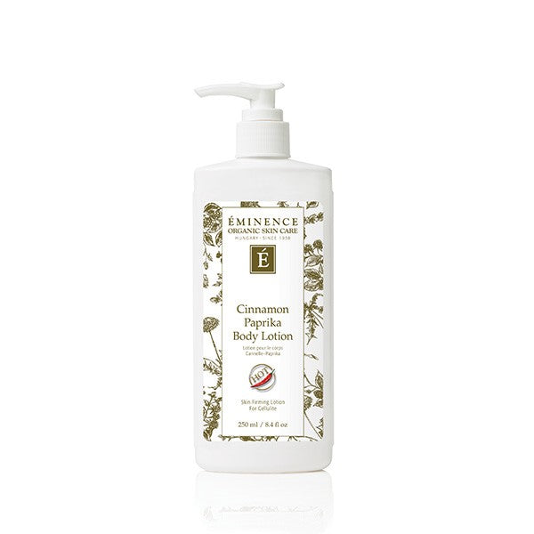 Cinnamon Paprika Body Lotion - Brazilian Soul Beauty EMINENCE - Brazilian Soul Beauty