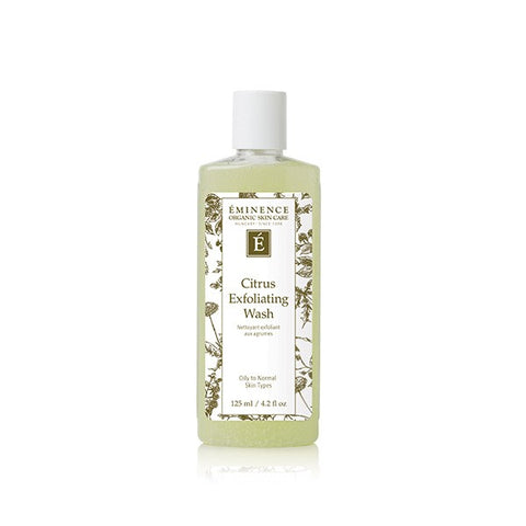 Citrus Exfoliating Wash - Brazilian Soul Beauty EMINENCE - Brazilian Soul Beauty