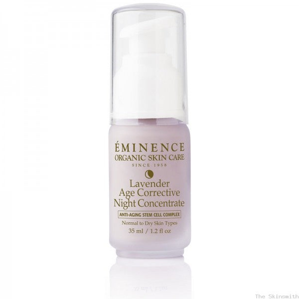 Lavender Age Corrective Night Concentrate - Brazilian Soul Beauty EMINENCE - Brazilian Soul Beauty