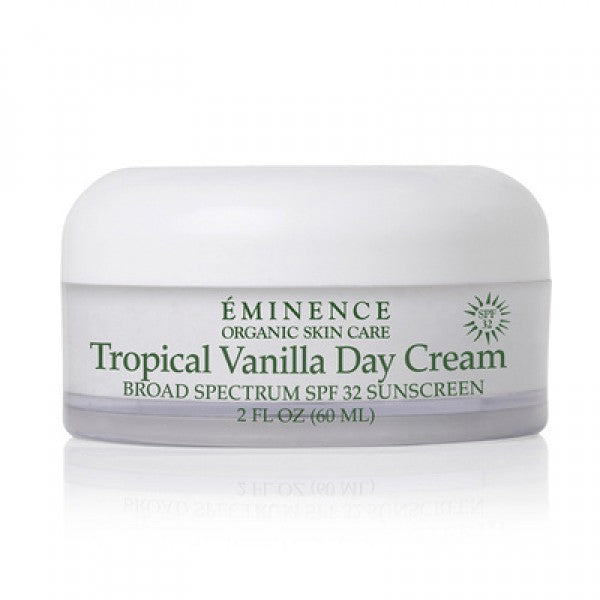 Tropical Vanilla Day Cream SPF32 - Brazilian Soul Beauty EMINENCE - Brazilian Soul Beauty