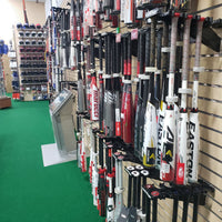 Hundreds of Baseball Bats, Softball Bats in stock everyday in Saint Louis