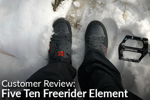 Five Ten Freerider Element Shoes: Customer Review