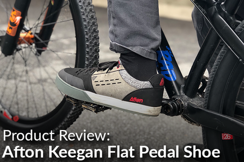 Afton Keegan Flat Pedal Shoes: Product Review