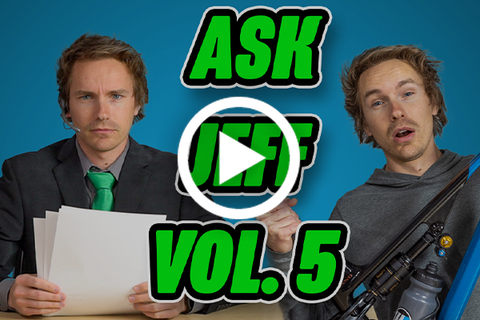 Ask Jeff Anything - Volume 5 [Video]