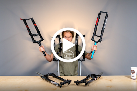 Best MTB Suspension Forks for Under $500 (RockShox, Marzocchi, Manitou) [Video]