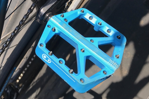 Crank Brothers Stamp 1 Composite Pedals: Rider Review