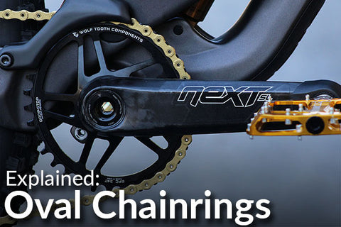 Oval Chainrings Explained (Why You Need One!)