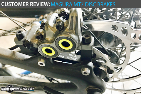 Customer Review: Magura MT7 Brakes