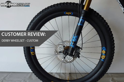 Customer Review: Derby Carbon Fiber Wide Rims w/Industry Nine Torch Hubs