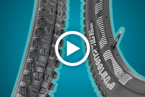 E*Thirteen TRS / LG1 A/T Tire: Employee Review [Video]