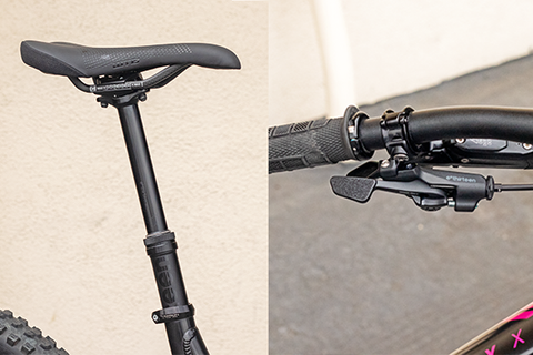 E*Thirteen Vario Dropper Post & Vario Dropper Lever - New Release!