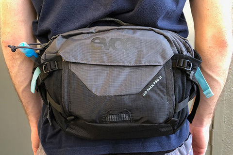 EVOC Hip Pack Pro Hydration Pack: Rider Review