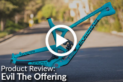 Evil The Offering Review (Long Term Review by Two Very Different Riders) [Video]