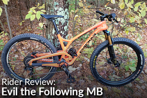 Evil The Following MB: Rider Review