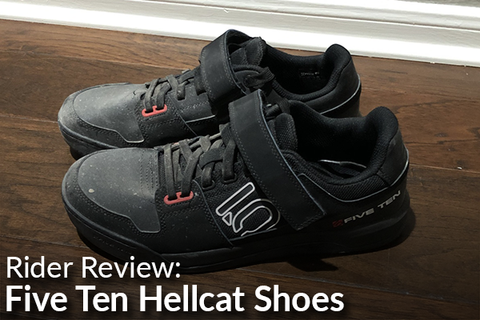 Five Ten Hellcat Shoes: Rider Review