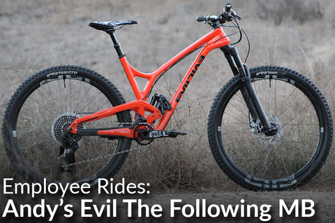 Andy's Evil The Following MB: Employee Rides