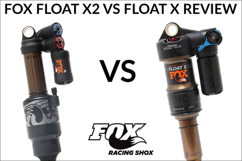 Customer Review: Fox Float X2 vs. Fox Float X Shock