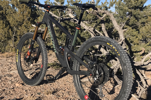 Fox Shox 36 Fork and Float X2 Rear Shock: Rider Review