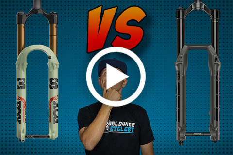 Fox 38 vs RockShox ZEB - What's The Difference? [Video]