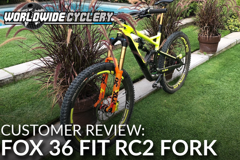 Fox 36 FIT RC2 Shiny Orange Fork: Customer Review