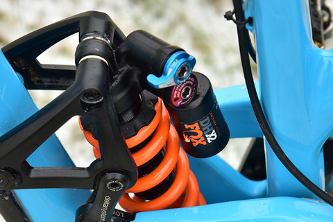 Fox DHX2 Rear Shock: Rider Review