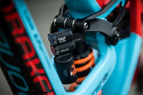Fox Shox Factory DHX2 Rear Shock: Rider Review