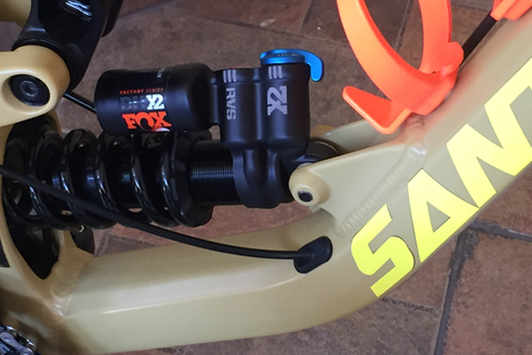 Fox DHX2 Factory Rear Shock: Rider Review