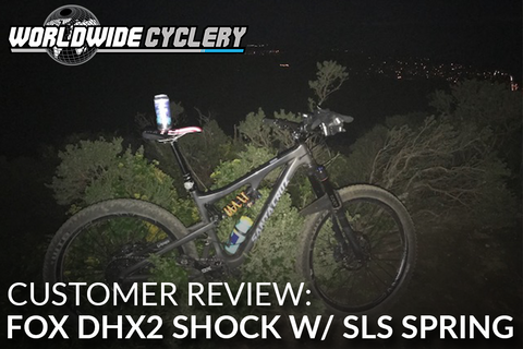 Customer Review: Fox DHX2 Shock With SLS Spring
