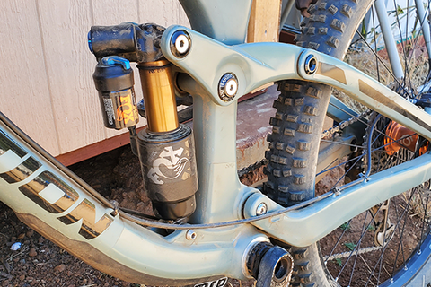 FOX FLOAT X2 Factory Rear Shock: Rider Review