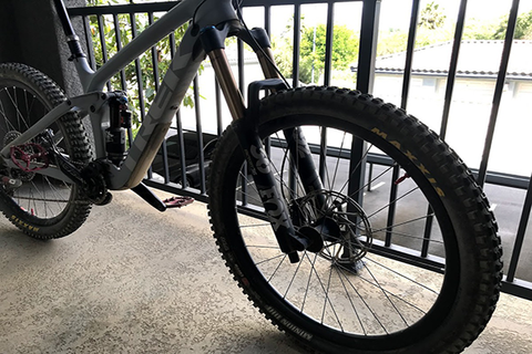 Fox Shox Float 36 GRIP2 Damper Upgrade: Rider Review
