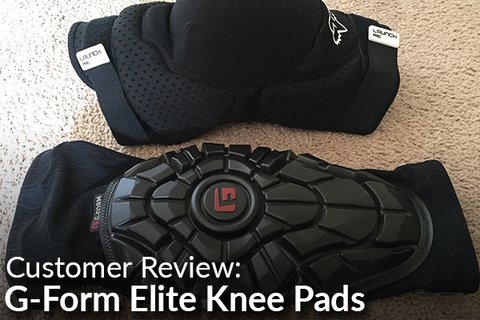 G-Form Elite Knee Pads: Customer Review