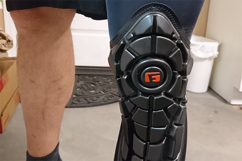 G-Form Pro-X Knee-Shin Guard: Rider Review