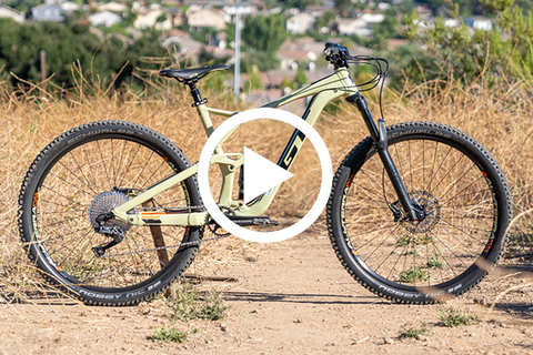 Less Than $3k! GT's Full Suspension MTB That Won't Destroy Your Wallet [Video]