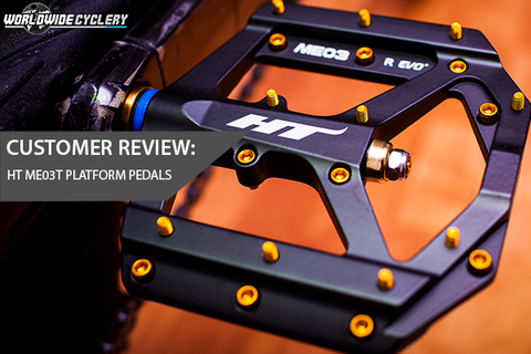 Customer Review: HT ME03T Platform Pedals