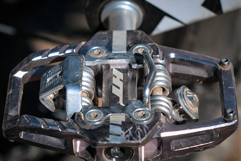HT T1 Enduro Race Pedals: Rider Review