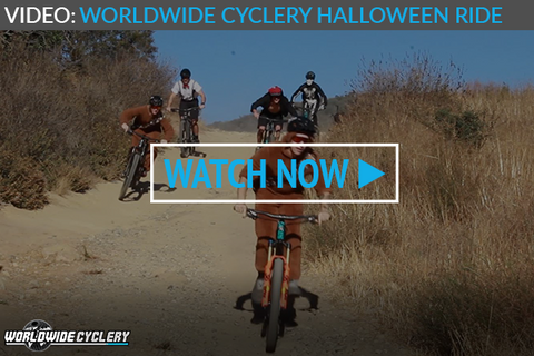 Worldwide Cyclery Halloween Ride [Video]