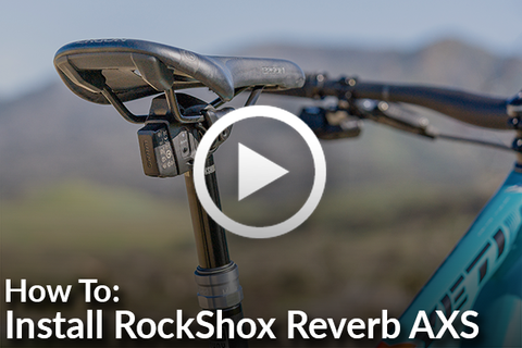 How To: Install a RockShox Reverb AXS Dropper Post [Video]