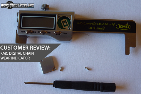 Customer Review: KMC Digital Chain Wear Indicator