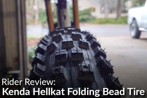 Kenda Hellkat Tire 27.5 x 2.40 Folding Bead: Rider Review