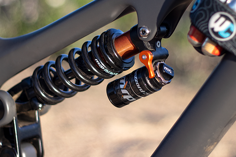 MRP Hazzard Coil Rear Shock with Progressive Spring: Employee Review