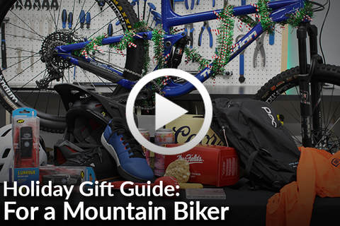 Top 10 Gift Ideas for a Mountain Biker (Fun and Serious) [Video]