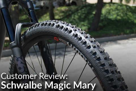 Schwalbe Magic Mary Addix Compound Tires: Customer Review